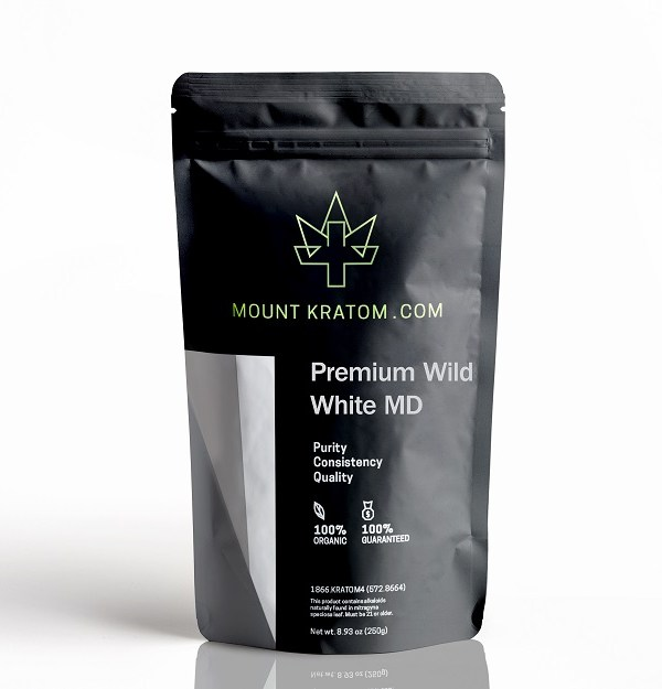 Picture of White MD Kratom