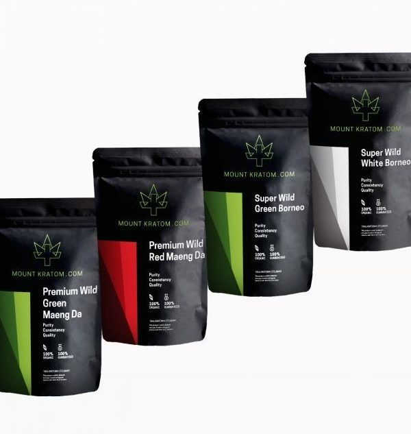 picture of kratom variety pack