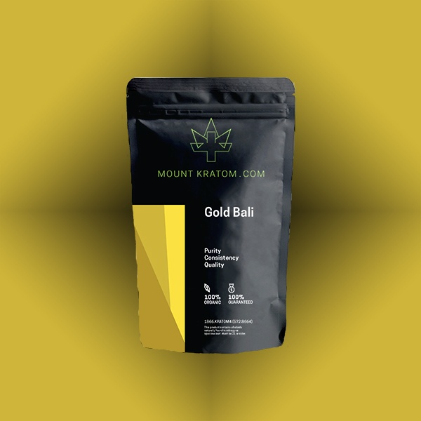 picture of bali gold kratom