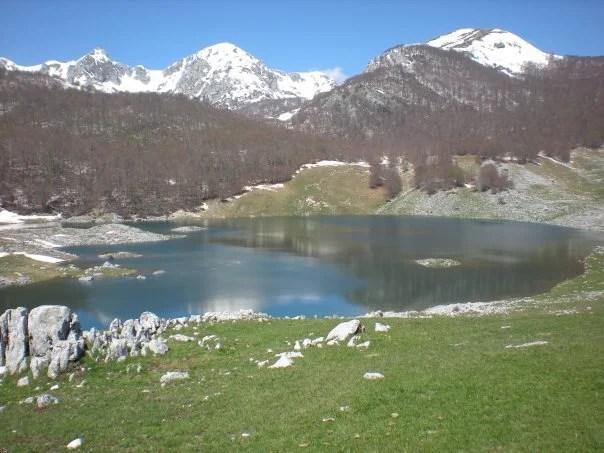 Barrea  Lago Vivo  MountLive  Mount Live