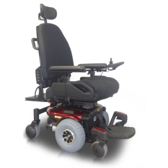 Liberty 312 Power Chair Battery Design Pdf 610 Mount N Mover Quantum Has A Slide Track And Tie Down