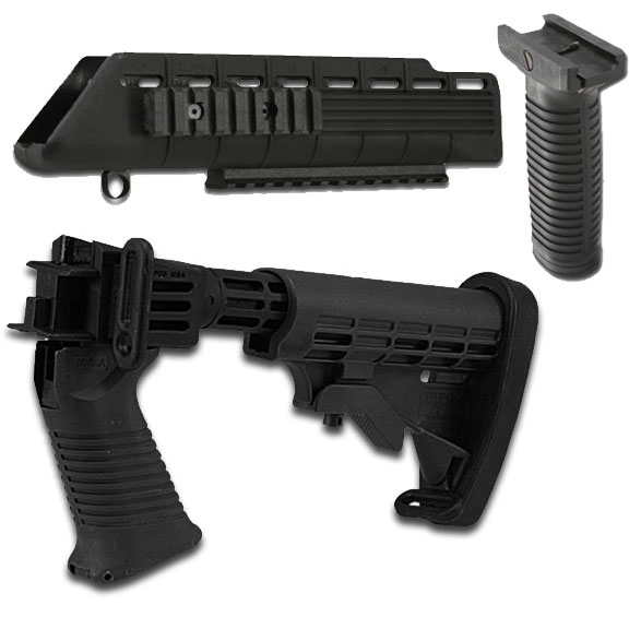 15 Rail Attach Foregrip 6 Includes Ar System Tactical Vertical Grip Accessories