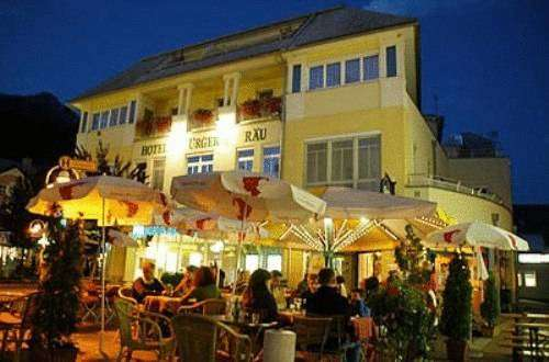 Hotel Burgerbrau Garni B B In Nassfeld Austria