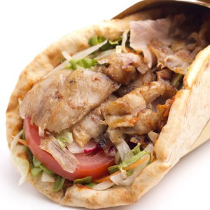 shawarma chicken sandwich