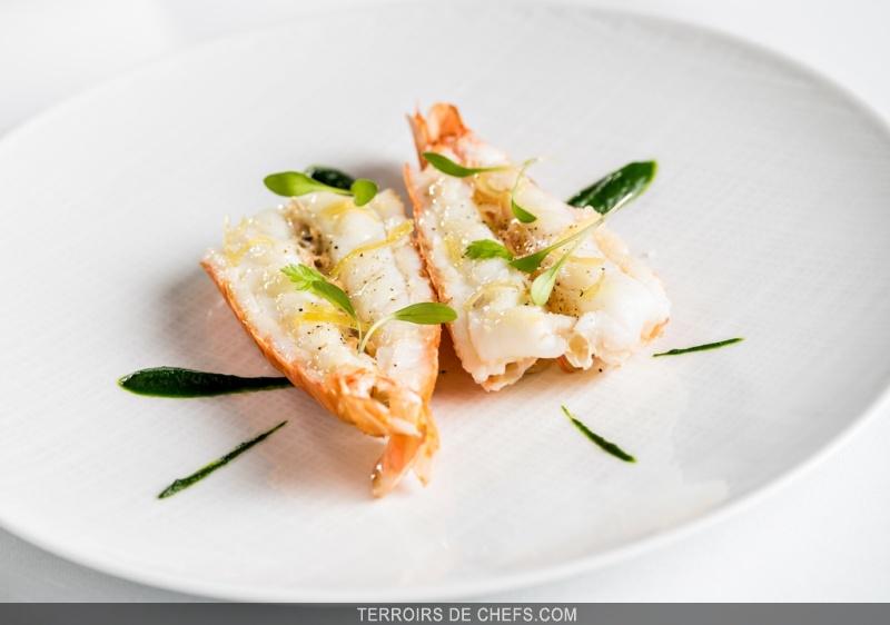 Michel Sarran's Dublin Bay Lobster