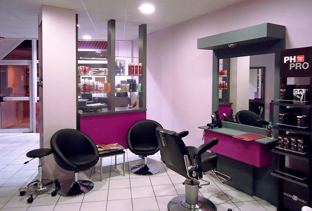 Salon Coiffure Moderne