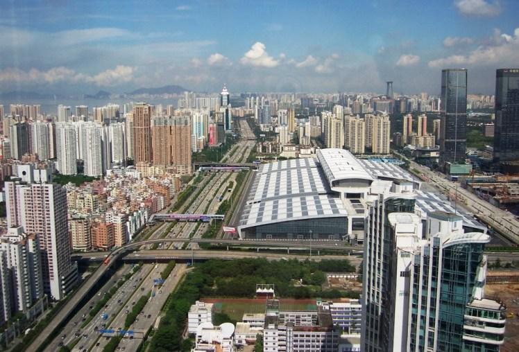 Shenzhen_huizhanzhongxin
