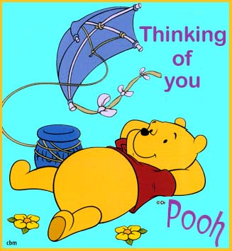 Cards By Mouse Winnie The Pooh 3