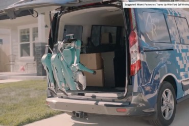 Ford's New Nightmare for Package Delivery