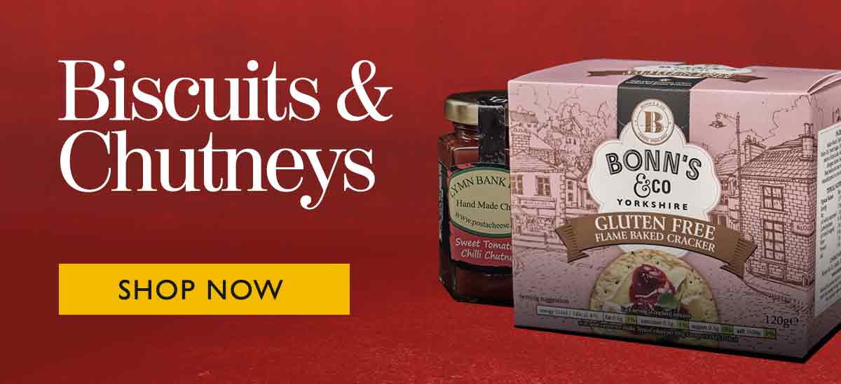 Biscuits and Chutneys from The Mouse House