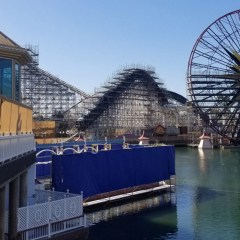PICTORIAL: Construction all around the Disneyland Resort ahead of spring break crowds