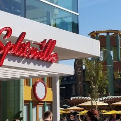 PICTORIAL: Splitsville Luxury Lanes soft opens at Downtown Disney, fantastic eats, retro treats
