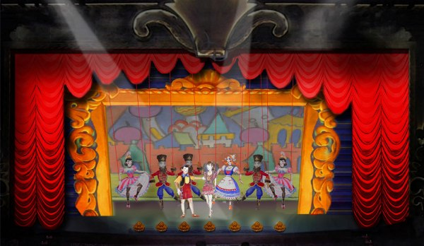 Pinocchio Disney Stage Show