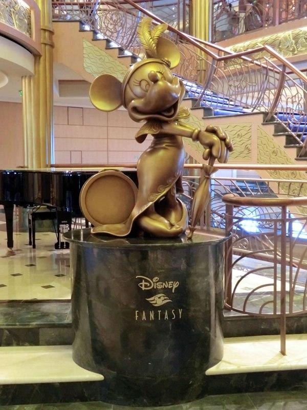 Disney Fantasy - Building Dream