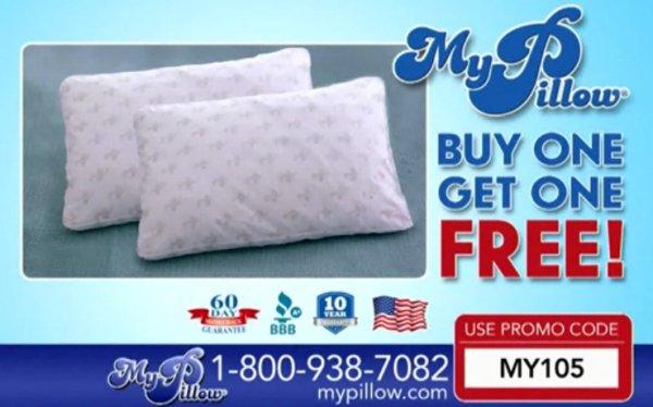 mypillow adjusts its advertising
