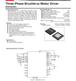 brushless dc motor controllers 2 a motor motion ignition controllers drivers mouser canada [ 828 x 1068 Pixel ]