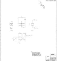 delphi unsealed terminals aptiv automotive connectors datasheets [ 828 x 1068 Pixel ]