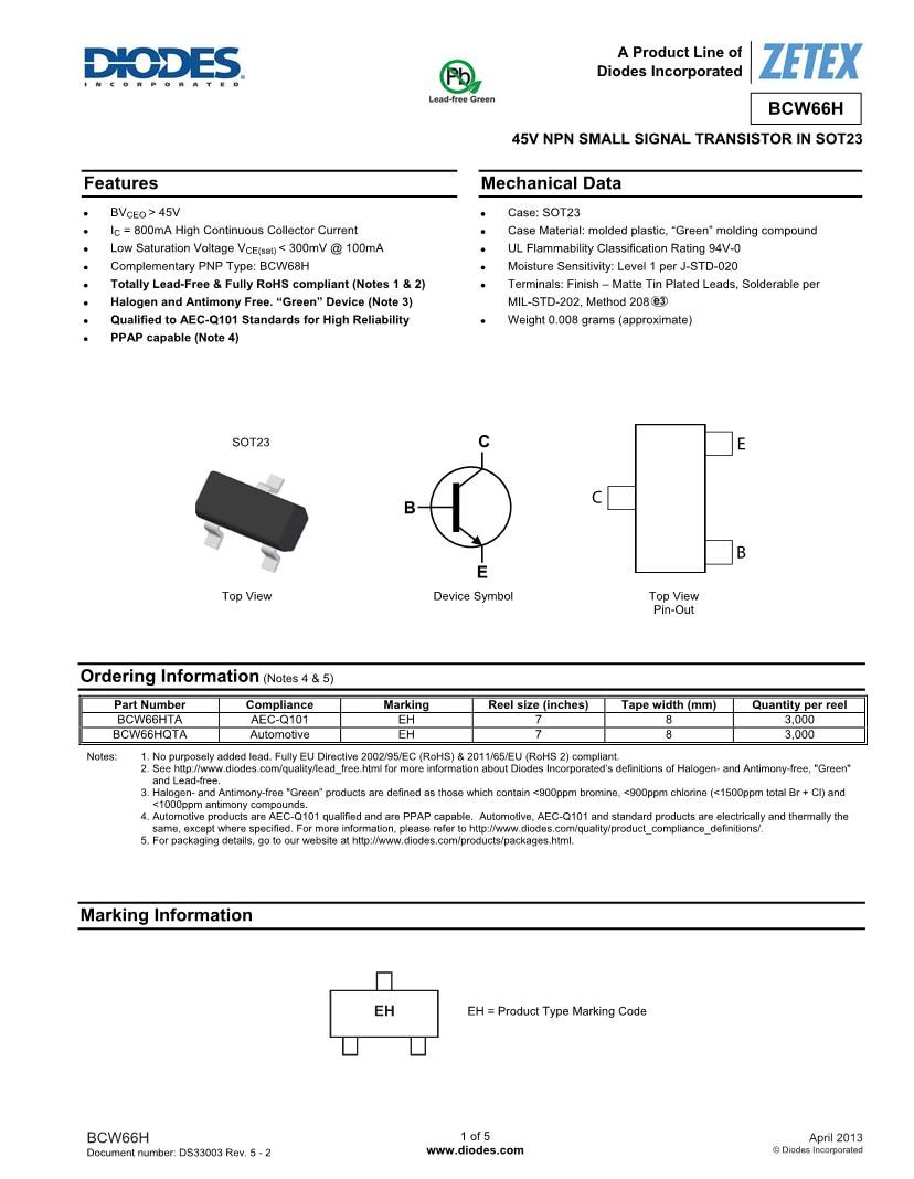 medium resolution of npn single 100 mhz bipolar transistors bjt datasheets