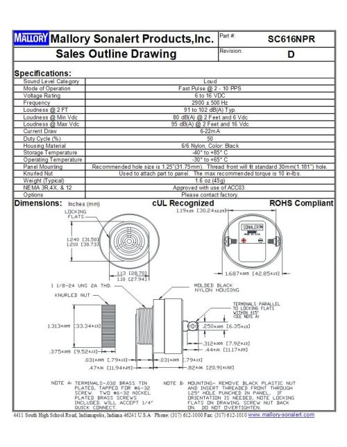 small resolution of mallory wiring diagram 607 schematics wiring diagrams u2022 rh ssl forum com mallory hyfire wiring