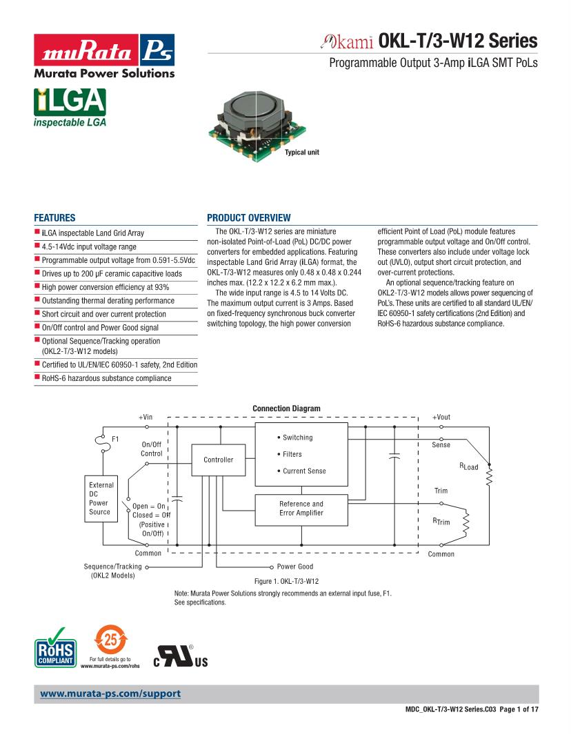hight resolution of okl2 wiring diagram wiring library4 5 v to 14 v non isolated dc dc converters mouser