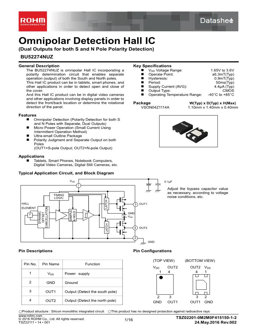 hight resolution of suzuki sidekick fuse box wiring diagram p 1508 wiring diagram technicrohm semiconductor sensors datasheets mouserwiring diagram p 1508 9