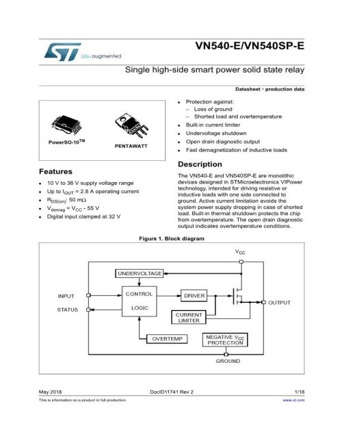 small resolution of e paper technology block diagram images gallery stmicroelectronics smd smt powerso 10 1 driver gate