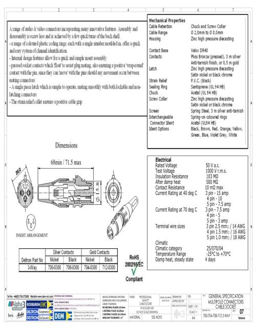 small resolution of deltron xlr connectors datasheets