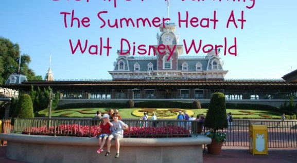 Surviving the summer heat at Walt Disney World