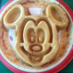 Mickey Waffles! When You Just Gotta Have One