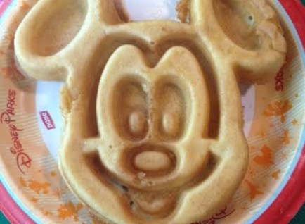Where to find Mickey Waffles at Walt Disney World