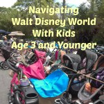 Bringing Your Toddler Or Baby To Walt Disney World