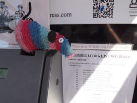 Ratvaark reads a list of memories with numbers beside them