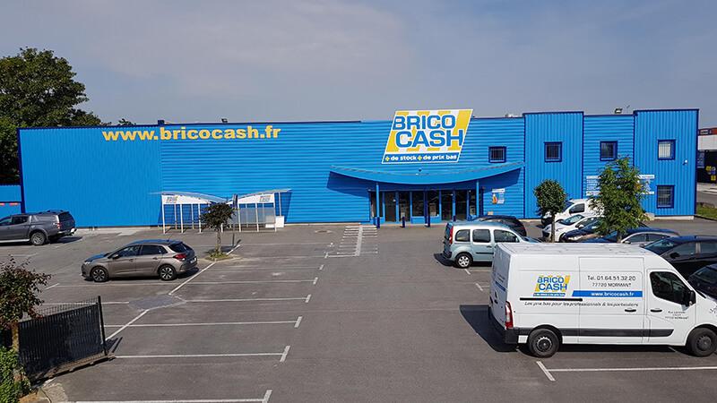 brico cash ouvre son 40e depot a