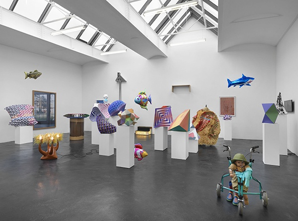 Image result for tobias rehberger presently 2016