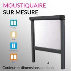 moustiquaire sur mesure aluminium
