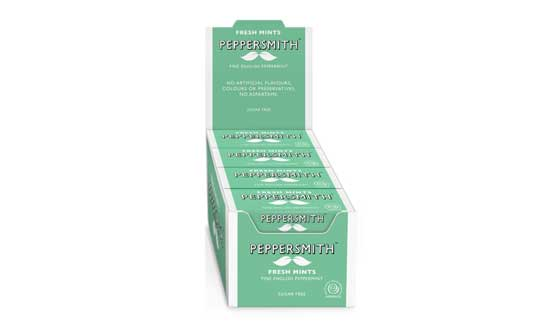 Xylitol peppermints