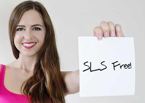Image result for sls deposit in hair follicles