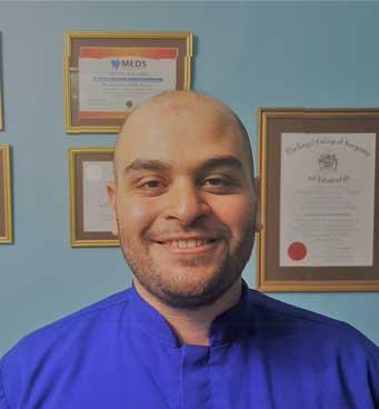 Dr. Mohamed Abdel Hamid