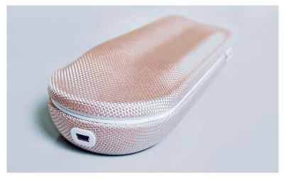 Rose-gold-DiamondClean-Travel-Case