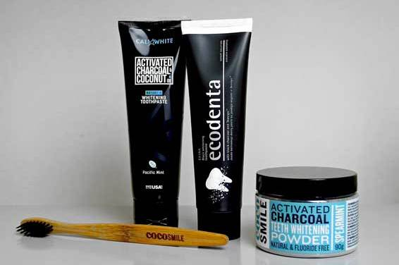 Can black toothpaste whiten teeth?