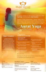 Cartel Aurat Yoga