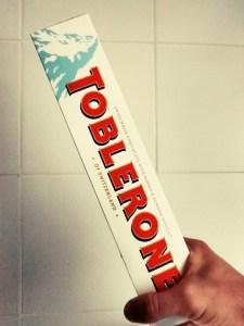 Toblerone Gigante