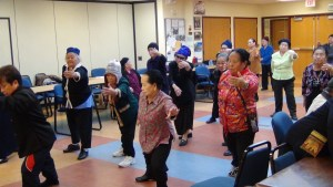 Fall Prevention and Balance Tai Ji Quan Moving for Better Balance Community Class