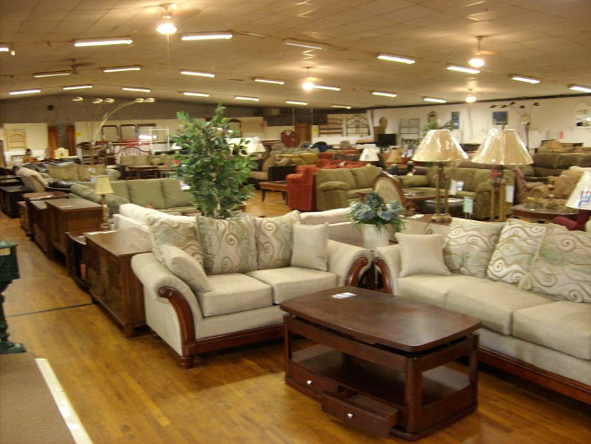 Gallery Furniture Warehouse Design