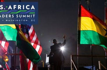 Obama – A new Africa is rising