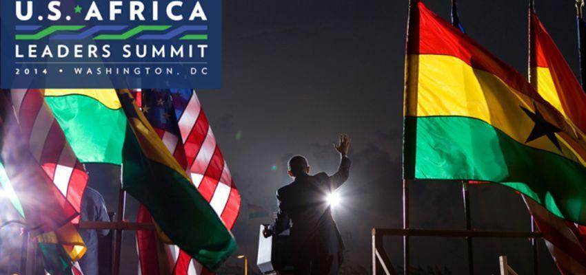 Obama US Africa Leaders Summit