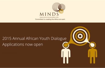 MINDS – Shaping Africa's future through its youth