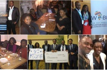 New York  Wharton Africa Business Forum 2015 in Pictures