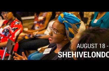 She Leads Africa Brings the SheHive to London! #SheHiveLondon