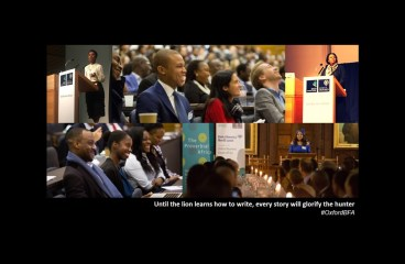 Applying African Proverbs to the World: Proverbial Africa – Oxford BFA 2017
